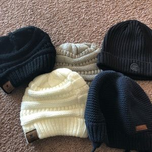 Bundle of hats. Super great quality